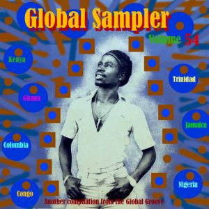 Global Sampler vol. 54, voorkant