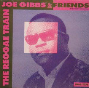 Joe Gibbs, voorkant