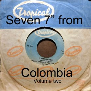 Seven 7 inches from Colombia, voorkant