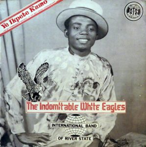 The White Eagles, voorkant