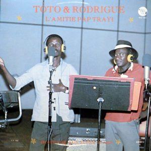 Toto & Rodrigue, voorkant