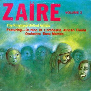 Zaïre vol. 2, voorkant