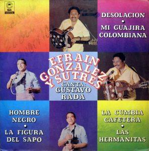 Efrain Gonzalez, voorkant