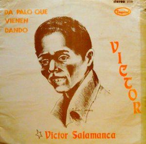 Victor Salamanca, voorkant