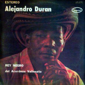 Alejandro Duran, voorkant