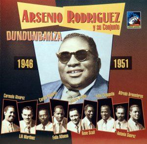 Arsenio Rodriguez, voorkant