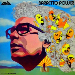Ray barretto, voorkant
