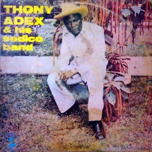 Thony Adex, voorkant