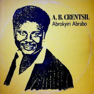 A.B. Crentsil, voorkant