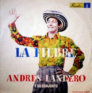 Andrés Landero, voorkant
