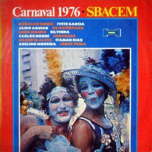Carnaval 1976, voorkant