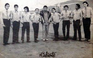 Chico Cervantes, Conjunto Vallenato