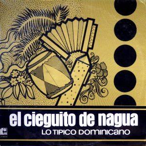 El Cieguito de Nagua, voorkant
