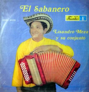 Lisandro Meza, voorkant