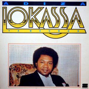 Lokassa Ya Mbongo, voorkant