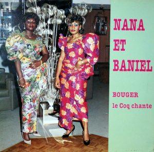 Nana et Baniel, voorkant