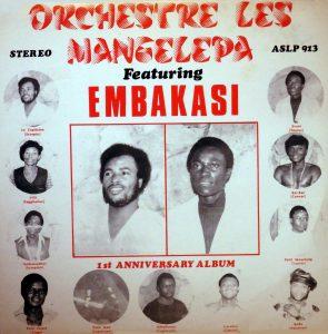 orchestre-les-mangelepa-voorkant