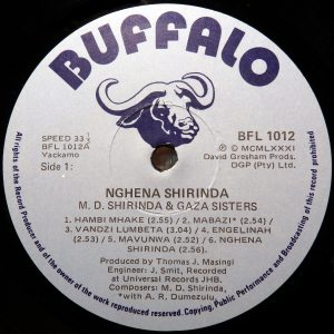 buffalo-label