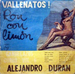 Alejandro Durán, front